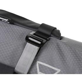 WOHO X-Touring Stuur Dry Bag, honeycomb iron grey